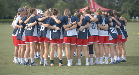 DJO: the Official Sports Brace of USA Lacrosse & the U.S. National Teams