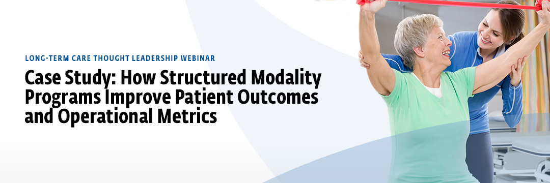 Structured Modality Programs