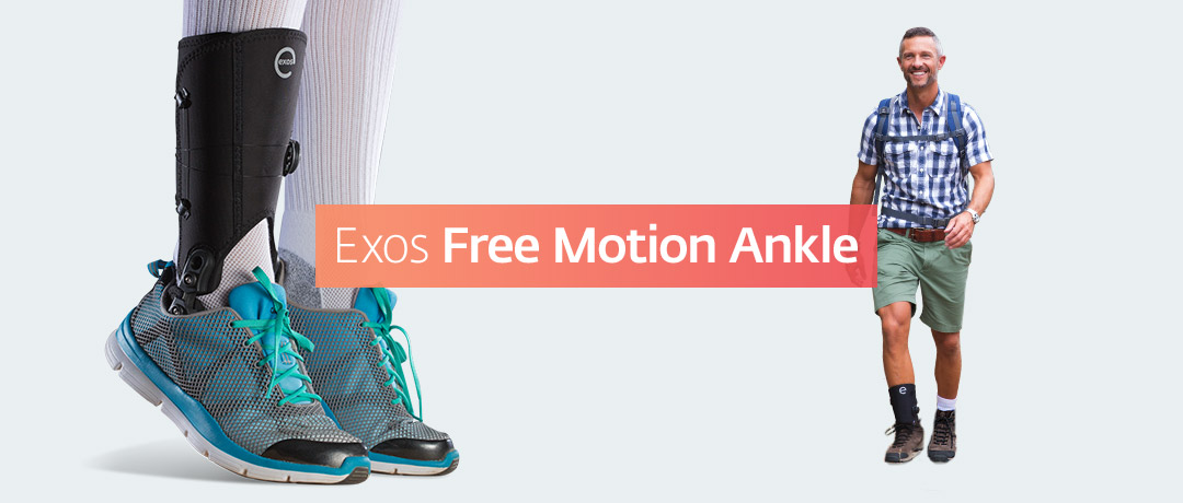 Exos Free Motion Ankle