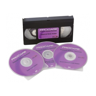 Procare Inservice and Education DVD & VHS Training Videos