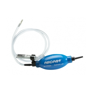 Aircast Hand Bulb with Pressure Gauge
