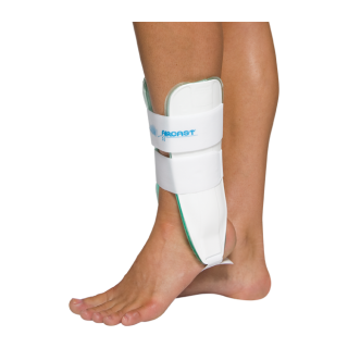 Aircast Air-Stirrup Ankle Brace - On Ankle