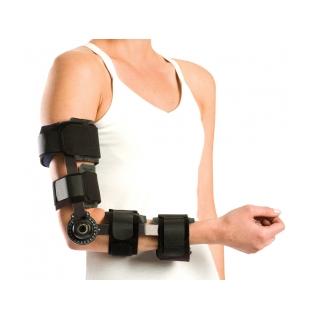 Aircast Mayo Clinic Elbow Brace - On Arm
