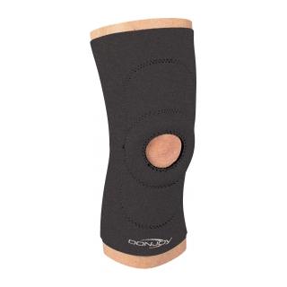 Adjustable Patella Donut - On Knee