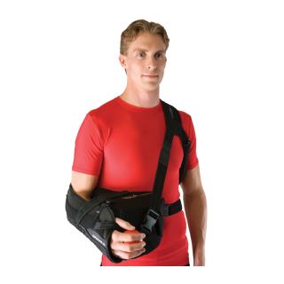 DonJoy UltraSling III ER - On Arm