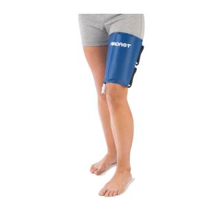 Aircast Thigh Cryo/Cuff - On Thigh