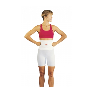 Saunders S'port All Back Support - On Waist