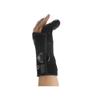 Exos Boxer's Fracture Brace - On Wrist