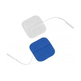 Dura-Stick Supreme Blue Gel Self-Adhesive Electrodes