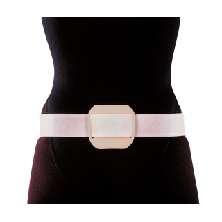 Saunders Sacroiliac Belt - On Waist