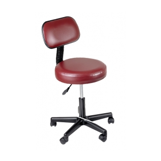 Chattanooga Pneumatic Therapy Stool - With Back