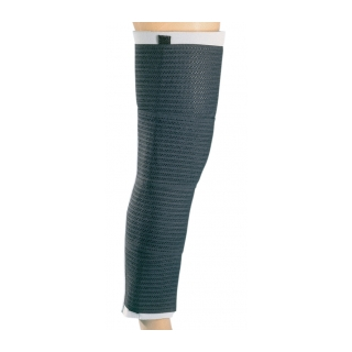 Procare Compression Knee Dressing - On Leg