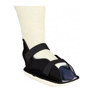 Procare Rocker Cast Boot - On Foot