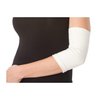 Procare Elastic Elbow Support - On Arm