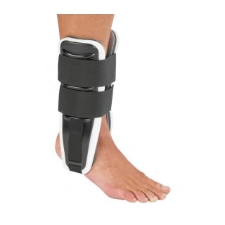 Procare Excelerator Stirrup Ankle Splint - On Ankle