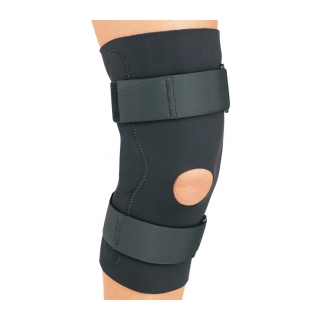 Procare Hinged Knee Support - On Knee
