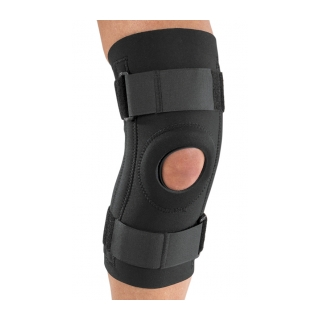 Procare Stabilized Knee Support - On Knee