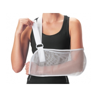 Procare Personal Arm Sling - On Arm