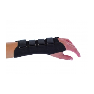 Contoured Wrist Support