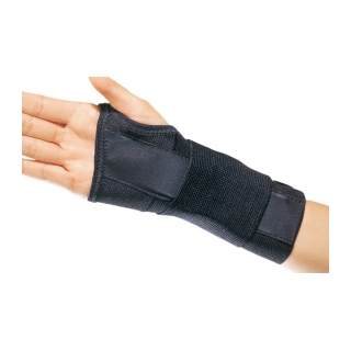 Procare CTS Wrist Support - On Wrist