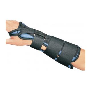 Procare Foam Wrist Splint - On Wrist