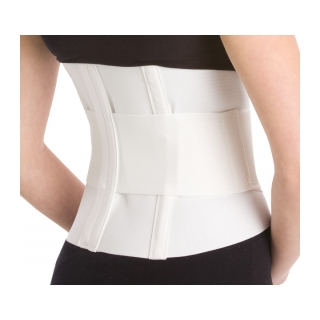 Procare 10 Double-Pull Sacro-Lumbar Support - On Back