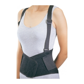 Procare Industrial Back Support - On Back
