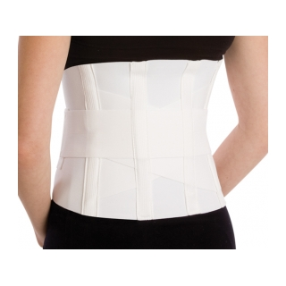 Procare Criss-Cross Support with Compression Straps - On Back