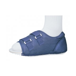 Procare Post-Op Shoe - On Foot