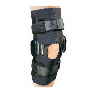 Procare ACTION Neoprene Brace/Wrap-1/8 - On Knee