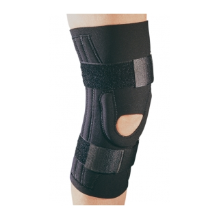 Procare Reinforced Patella Stabilizer - On Knee