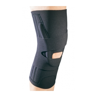 Procare Lateral Patella Stabilizer - On Knee