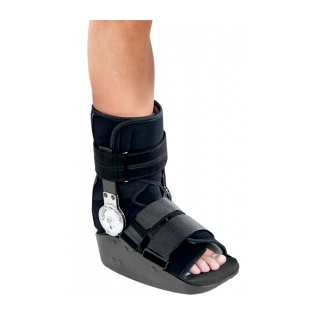 Procare MaxTrax ROM Ankle - On Ankle