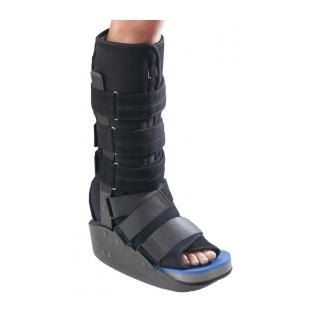 Procare MaxTrax Diabetic Walker - On Leg