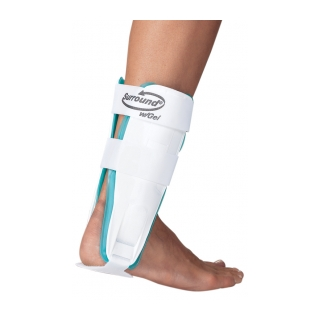 Procare Surround Gel Ankle - On Ankle