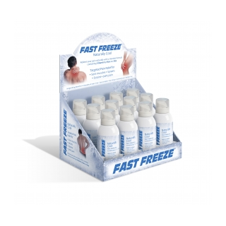 Fast Freeze Introductory Countertop Display