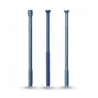 4.5mm Tiger Headed & Headless Cannulated Screw System