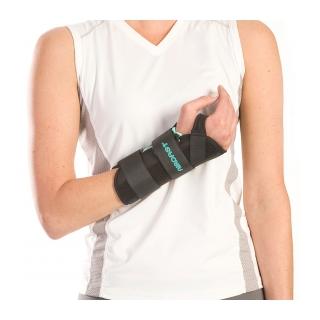 Aircast A2 - on wrist