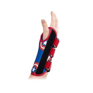 DonJoy® Advantage Comfort Wrist Brace Featuring Marvel - Capt America