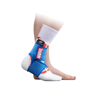 DonJoy® Advantage Figure-8 Ankle Support Featuring Marvel - Capt America