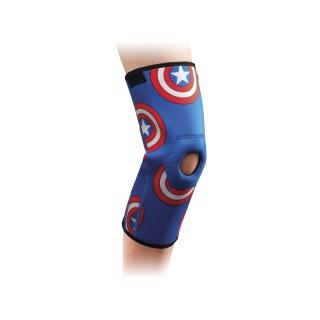 DonJoy® Advantage Kid's Patella Knee Sleeve Featuring Marvel - Capt America