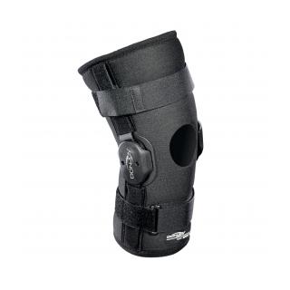 DonJoy Hinged Knee - 3/4 View