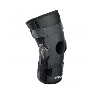 DonJoy Hinged Knee - 3/4 View