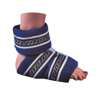Dura*Kold Surgical Foot Wrap - On Foot