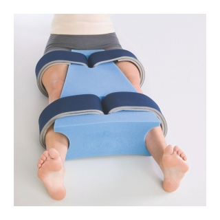 Procare Hip Abduction Pillows - In Use