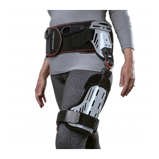 DonJoy VersaROM Hip Brace - On Hip