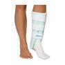 Aircast Leg Brace - On Leg