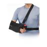 Aircast Quick-Fit Shoulder Immobilizer - On Arm