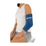 Aircast Elbow Cryo/Cuff - On Elbow