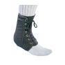 Procare Lace-Up Ankle Brace - On Ankle